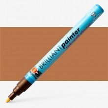Marabu : Brilliant Painter : 1-2mm : Copper