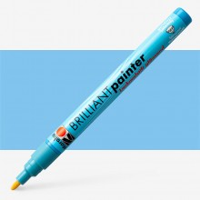 Marabu : Brilliant Painter : 1-2mm : Sky Blue