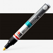 Marabu : Brilliant Painter : 2-4mm : Black