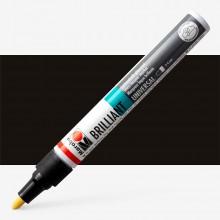 Marabu : Brilliant Painter : 2-4mm : Black