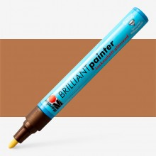 Marabu : Brilliant Painter : 2-4mm : Copper