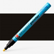 Marabu : Brilliant Painter : 1-2.5mm : Black