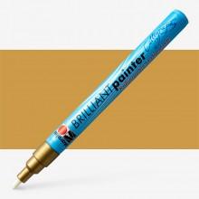 Marabu : Brilliant Painter : 1-2.5mm : Gold