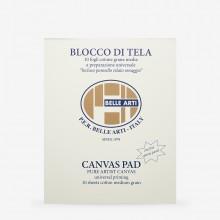 Belle Arti : Canvas Pad : 30x40cm