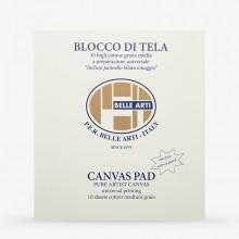 Belle Arti : Canvas Pad : 30x30cm