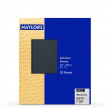 Naylor : 25 Sheets Wet & Dry Grade : 360