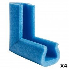 Biyomap : Biyosafe : Foam Corner Protector : Sides 100mm Long : 25x35mm : Set of 4