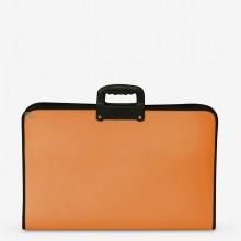 Mapac : A1 Academy Art Case : Orange