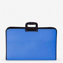 Mapac : A2 Academy Art Case : Royal Blue