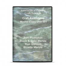 APCT : DVD : Black Gold and Bluette Marble : Ron Gordon and Ron Plumpton