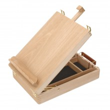 Jackson's : Small Box Easel in Beech