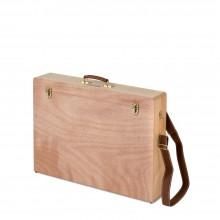 Jullian : Canvas Carry Case : Basswood