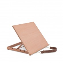 Jullian : Drawing Board : Beechwood : With Strap