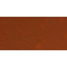 R & F : 104ml (Medium Cake) : Encaustic (Wax Paint) : Mars Orange (1118)