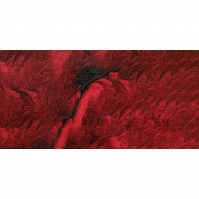 R&F : 104ml (Medium Cake) : Encaustic (Wax Paint) : Alizarin Crimson (1145)