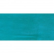 R & F : 104ml (Medium Cake) : Encaustic (Wax Paint) : Turquoise Blue (112B)