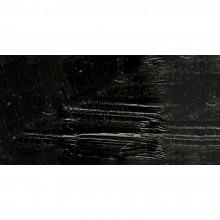 R & F : 333ml (Large Cake) : Encaustic (Wax Paint) : Mars Black (121B)