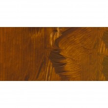R & F : 40ml (Small Cake) : Encaustic (Wax Paint) : Raw Sienna (1112)