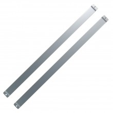 Studio Designs : Light Pad Support Bar : Silver : Pack of 2