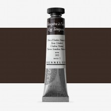 Sennelier : Egg Tempera Paint : 21ml : Raw Umber
