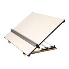 Vistaplan : Standard Grosvenor Drawing Board with Continuous Wire Parallel Motion A1 : UK Only