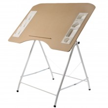 Vistaplan : Art Workstation Free Standing Professional Drawing Board with Art Cassette : UK Only