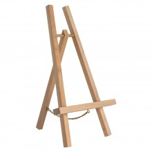 JAS : 12in Display Easel : A-Frame