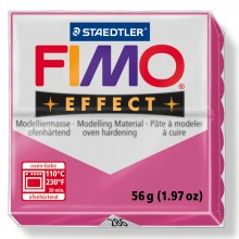 Staedtler : Fimo Effect 57g : Ruby Quartz