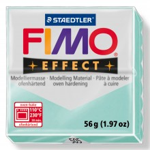 Staedtler : Fimo Effect 57g : Mint