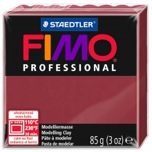 Staedtler : Fimo Professional : 85g Bordeaux