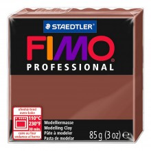 Staedtler : Fimo Professional : 85g Chocolate