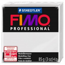 Staedtler : Fimo Professional : 85g Dolphin Grey