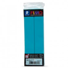 Staedtler : Fimo Professional : Large Block : 454g Turquoise