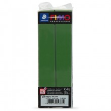 Staedtler : Fimo Professional : Large Block : 454g Leaf Green