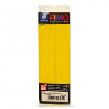 Staedtler : Fimo Professional : Large Block : 454g True Yellow