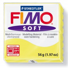 Staedtler : Fimo Soft : 57g Lemon