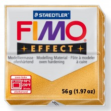 Staedtler : Fimo Effect : 57g Metallic Gold