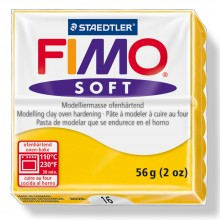 Staedtler : Fimo Soft : 57g Sunflower