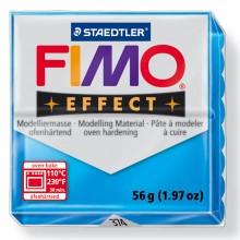 Staedtler : Fimo Effect : 57g Translucent Blue