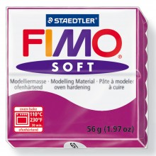 Staedtler : Fimo Soft : 57g Purple