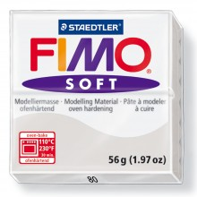 Staedtler : Fimo Soft : 57g Dolphin Grey