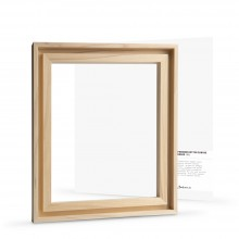 Jackson's : 10x12in Panel and Ready-Made Lime Wood Frame Set