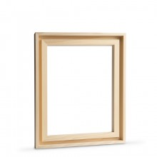 Jackson's : Lime Frame for Panels 24x30cm : 7mm Rebate : 9mm Face