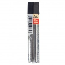Pentel : Pencil 0.5mm Leads Pack of 12 for XP205 : HB