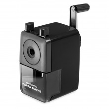 CARAN D'ACHE : PLASTIC DESKTOP CRANK PENCIL SHARPENER