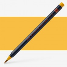 Akashiya : SAI : Colouring Brush Pen : Yellow Ochre