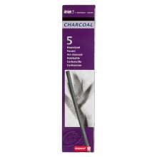 Bruynzeel : Design : Charcoal Stick : Pack of 5