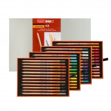 Bruynzeel : Design : Colour Pencil : Box of 48 : Assorted Colours