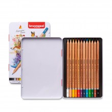 Bruynzeel : Expression Series : Colour Pencil : Set of 12