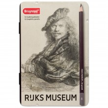Bruynzeel : Design : Graphite Pencils : Rijksmuseum Set of 12